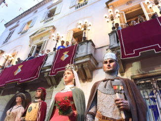 La Crida és l'inici oficial de Les Santes de Mataró
