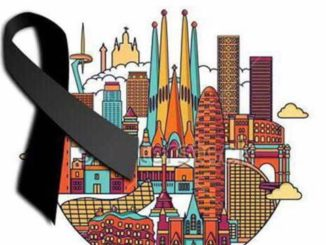 El PP d'Alella responsabilitza l'independentisme de l'atemptat de Barcelona. Foto: Facebook