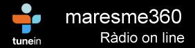 maresme360 - Ràdio