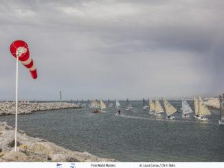 Mundial Màster de Finn 2018 a Sant Andreu de Llavaneres
