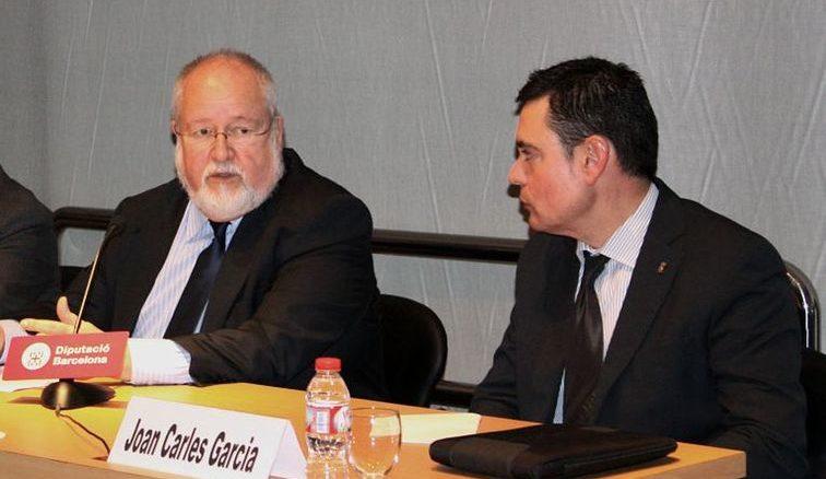 Salvador Esteve i Joan Carles García