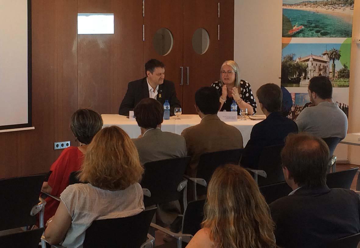Presentació del projecte Esport i Feina del Maresme