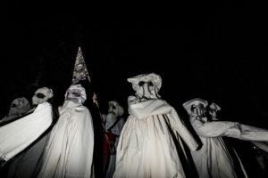 La fotografia de @mahuci va ser la guanyadora de la primera edició del Concurs Fotogràfic de la Festa de la Pesta.