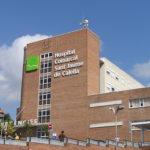 L'Hospital de Calella registra una nova defunció per coronavirus