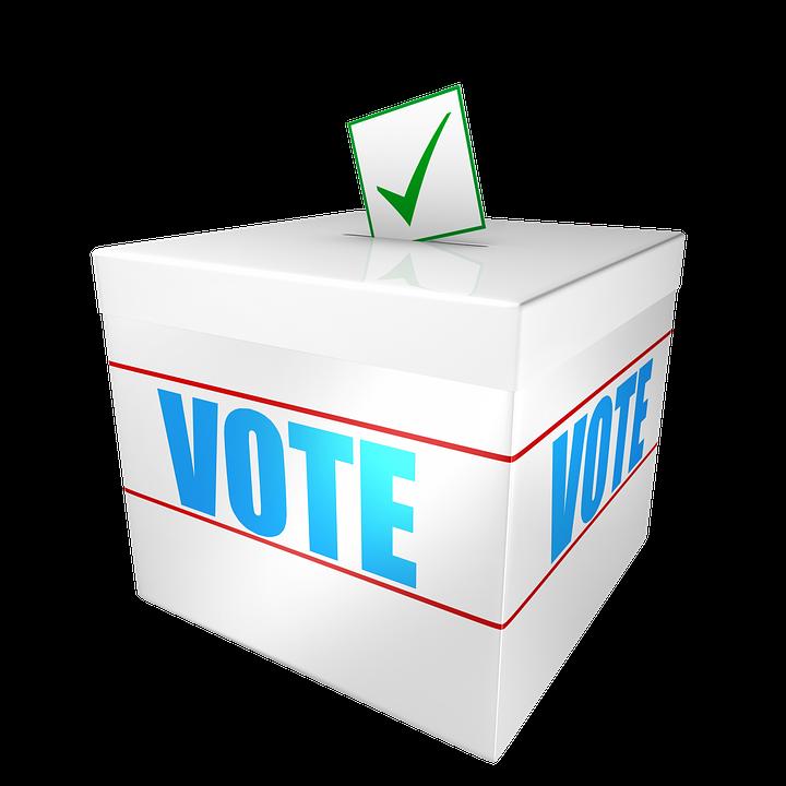 Urna de votació