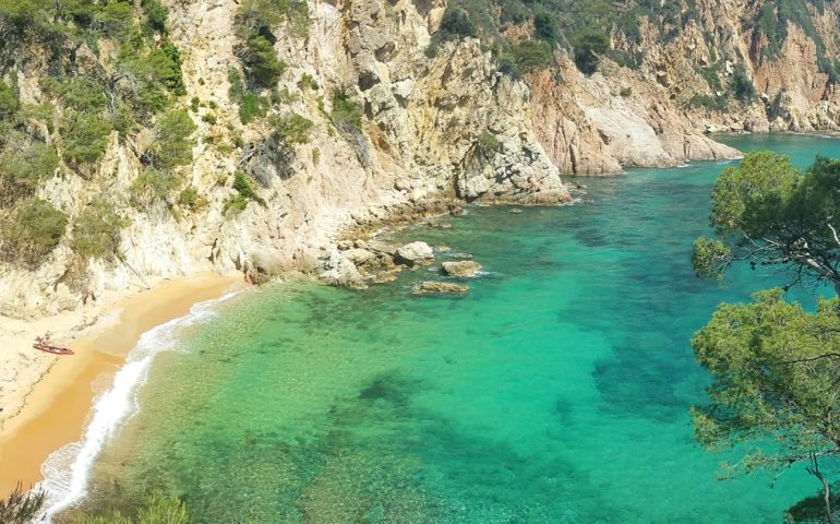 Cala Futadera Tossa de Mar. Foto: Aj. Tossa