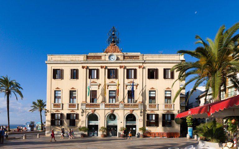 Ajuntament de Lloret de Mar. Foto: Aj. Lloret