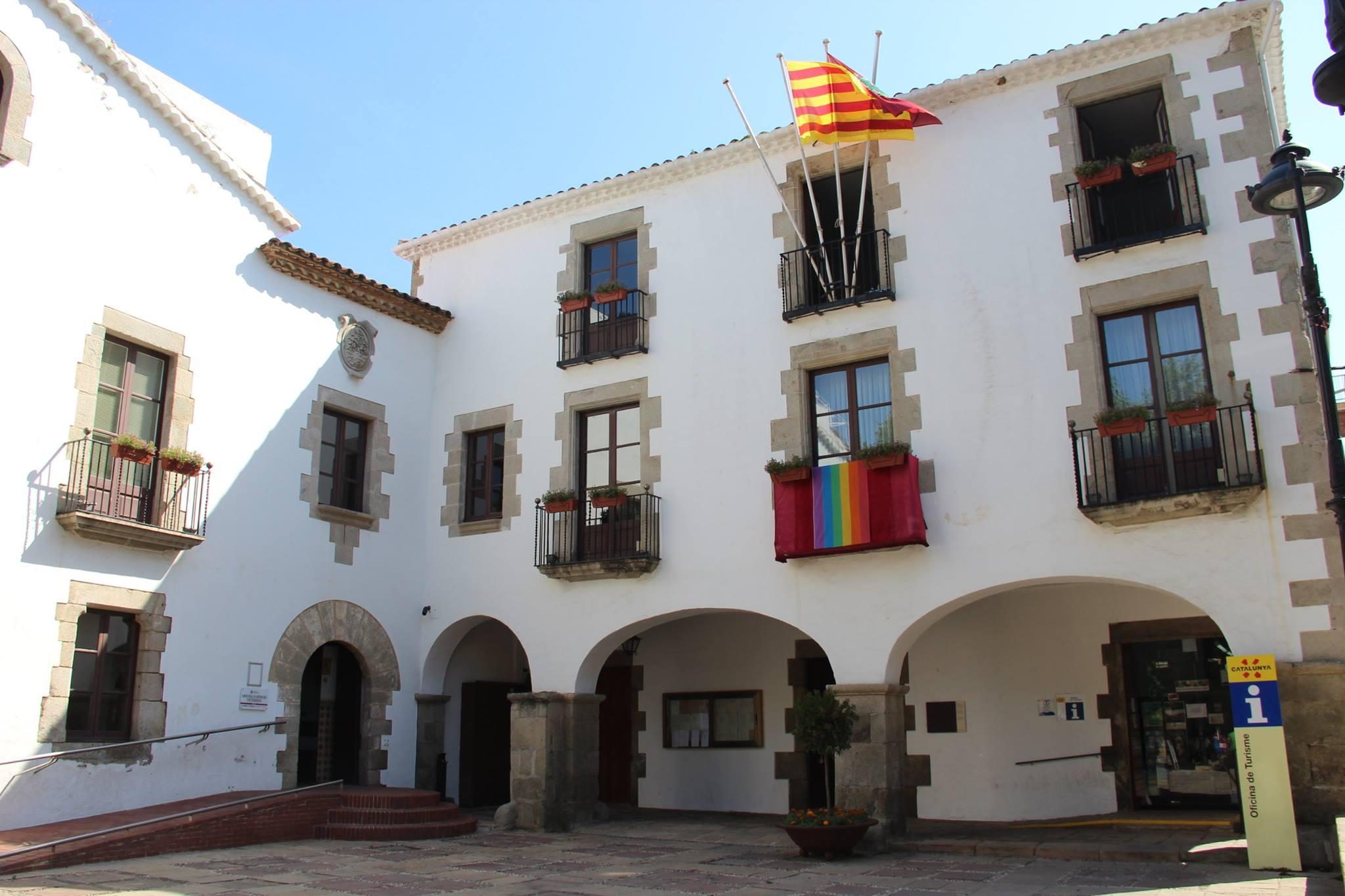 Ajuntament Arenys de Mar. Foto: Aj. Arenys