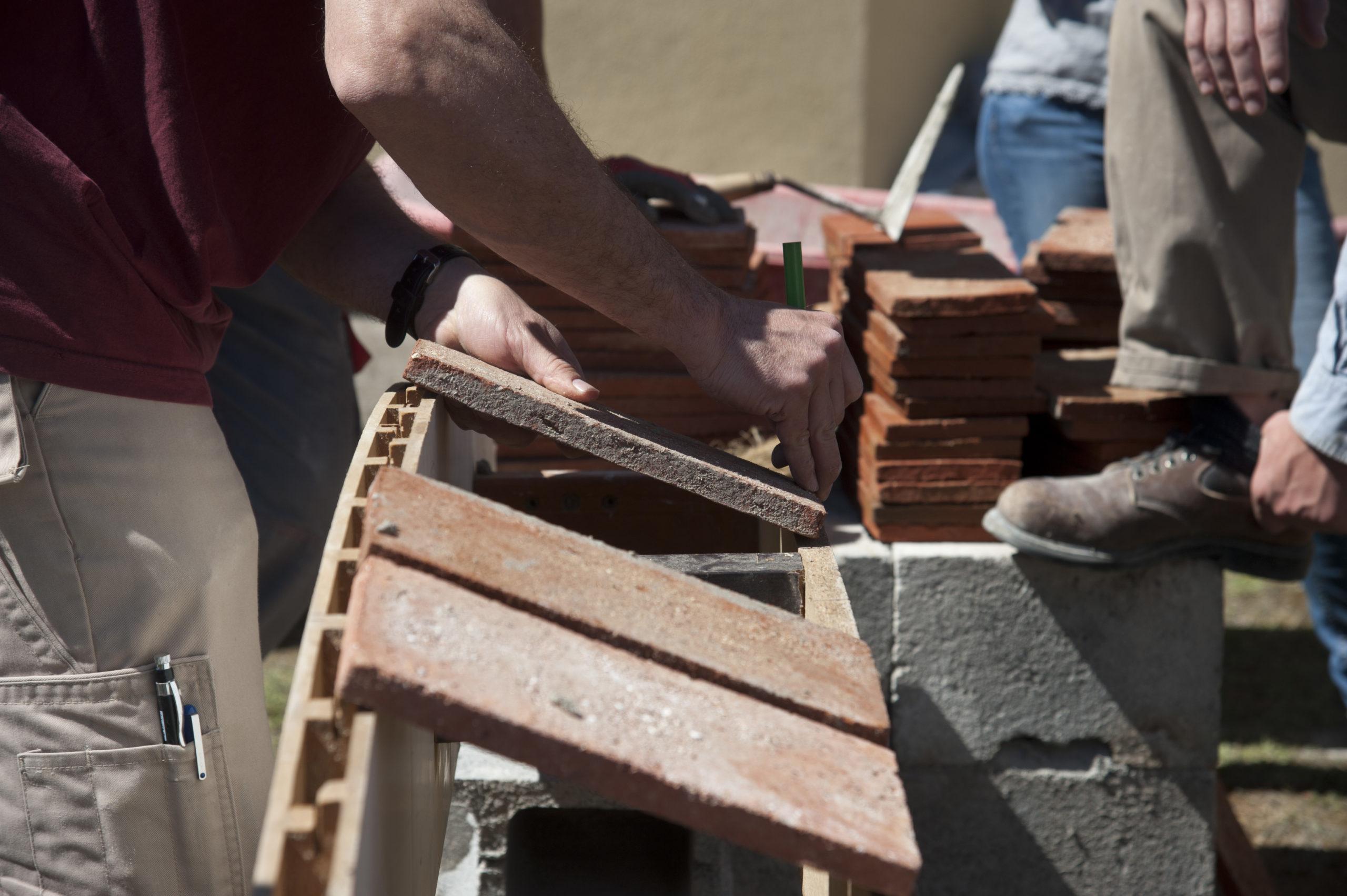 Treballador construcció