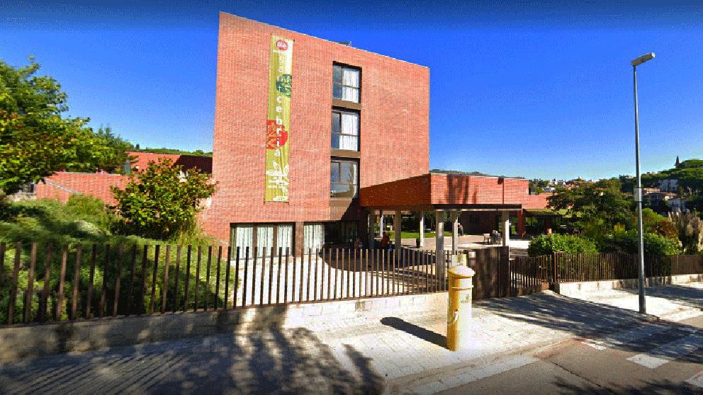 Residència Sant Cebrià de Tiana