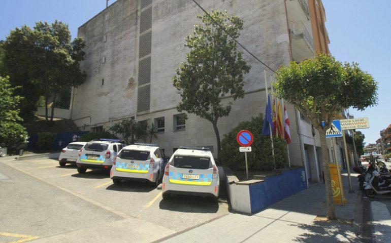 Prefectura Policia Local Blanes