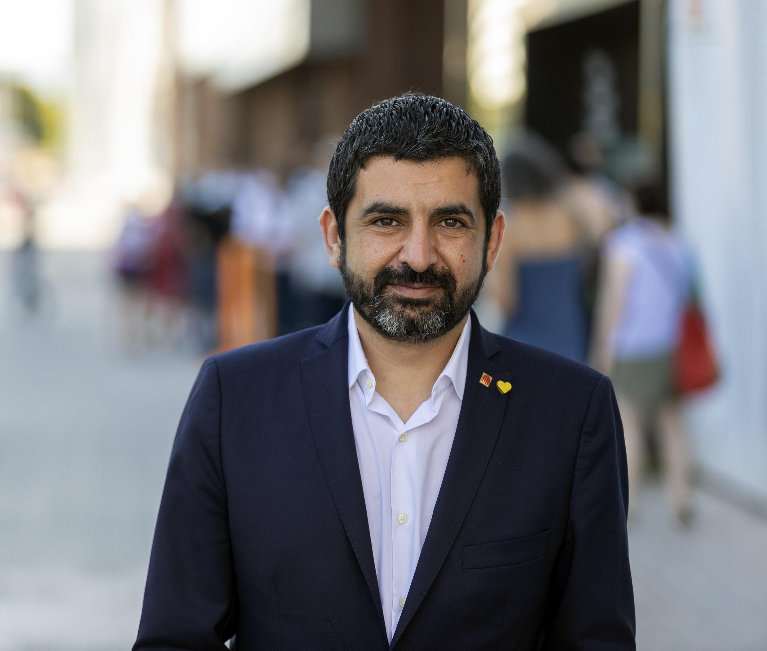 El conseller Chakir el Homrani