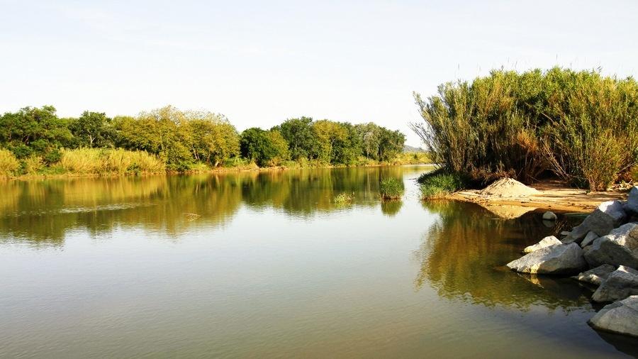 Una imatge de la desembocadura de la Tordera. Foto: Aj. Blanes