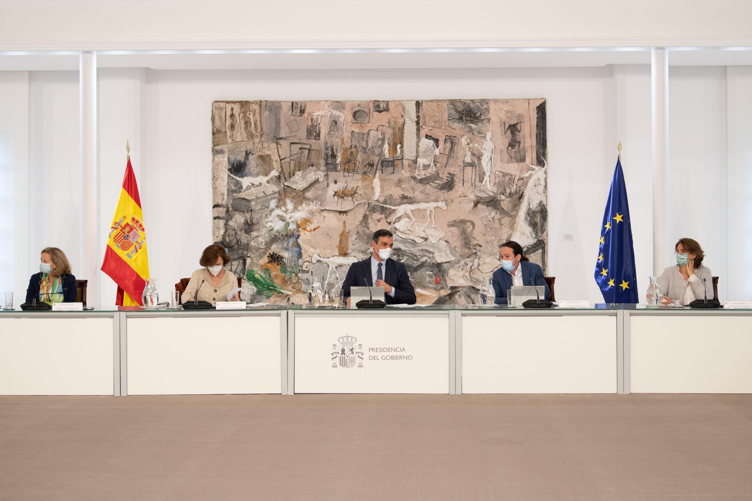 El Consell de Ministres aprova l'estat d'alarma