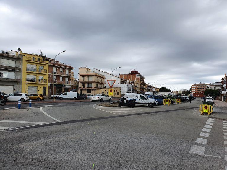Les obres van començar el passat 2 de novembre. Foto: Aj. Pineda