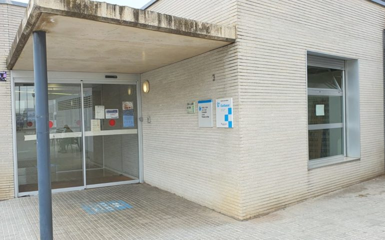 Consultori Local Poblenou de Pineda de Mar. Foto: ICS Girona