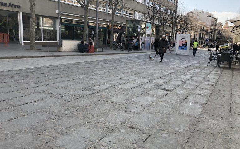 Plaça Santa Anna de Mataró. Foto: Aj. Mataró