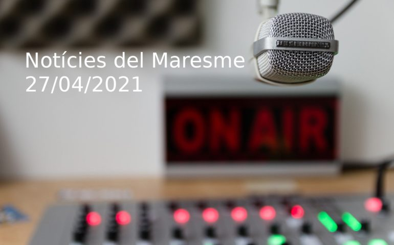 Podcast notícies del Maresme