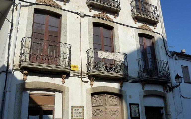 Edifici del Casal Parroquial de Tossa de Mar. Foto: Aj. Tossa