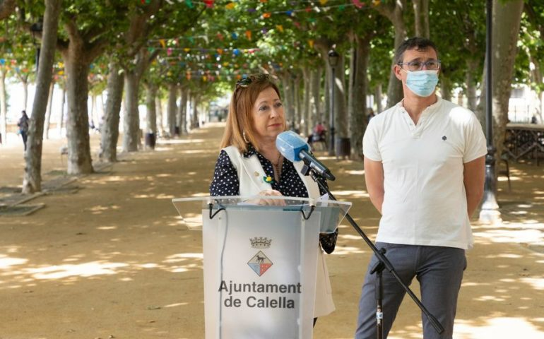 Presentació de la Festa de Sant Quirze i Santa Julita. Foto: Aj. Calella
