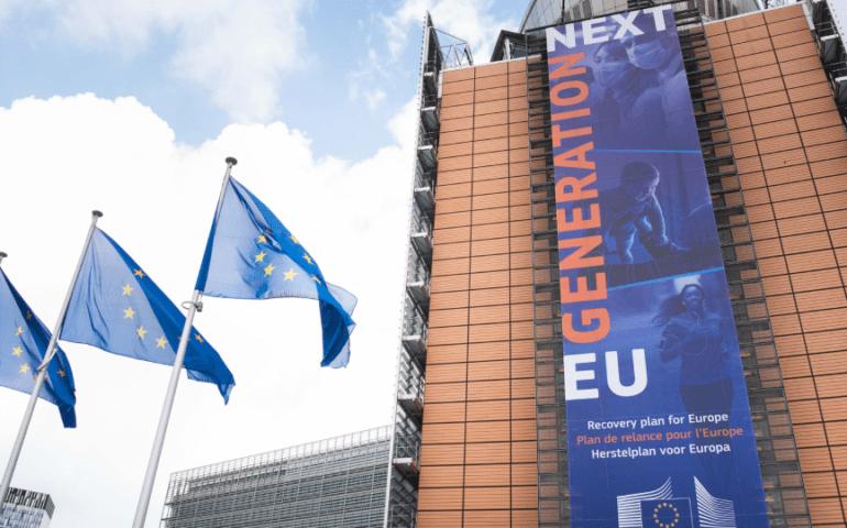 Fons Europeus Next Generation. Foto: Unió Europea