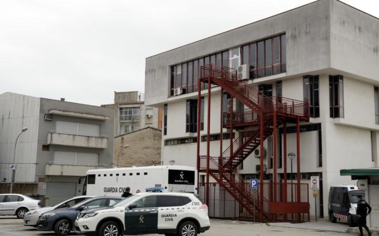 Pla general dels jutjats de Santa Coloma. Foto: ACN - Marina López