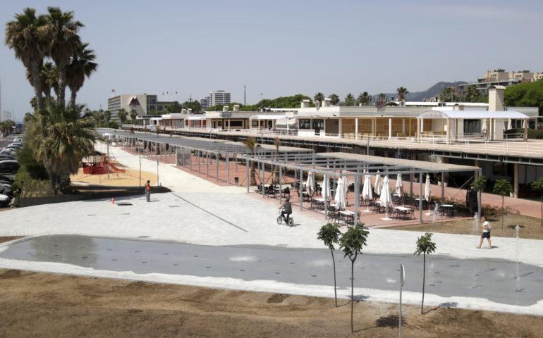 Nova zona comercial del Port de Mataró. Foto: ACN - Jordi Pujolar