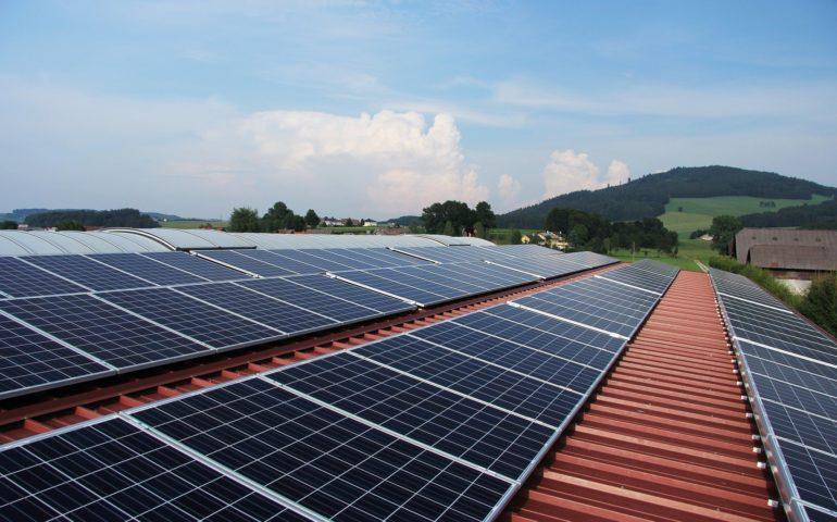 Energia solar. Foto: pixabay