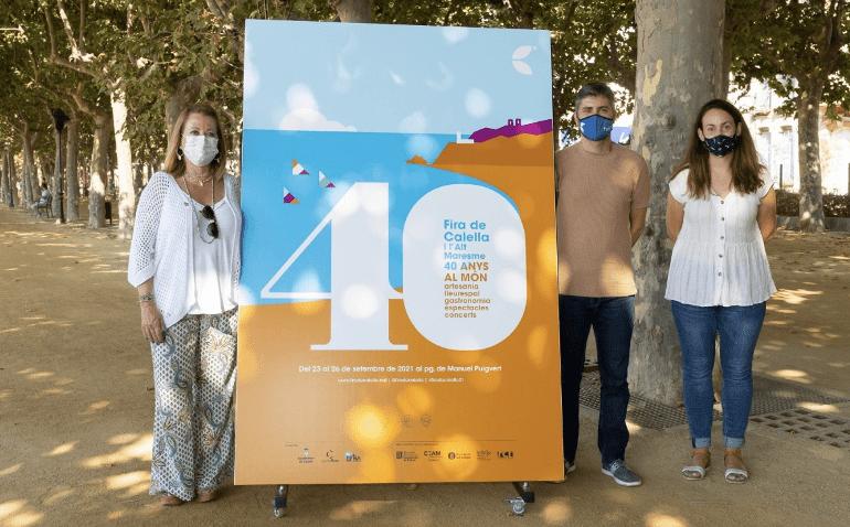 Presentació Fira de Calella i l'Alt Maresme 2021