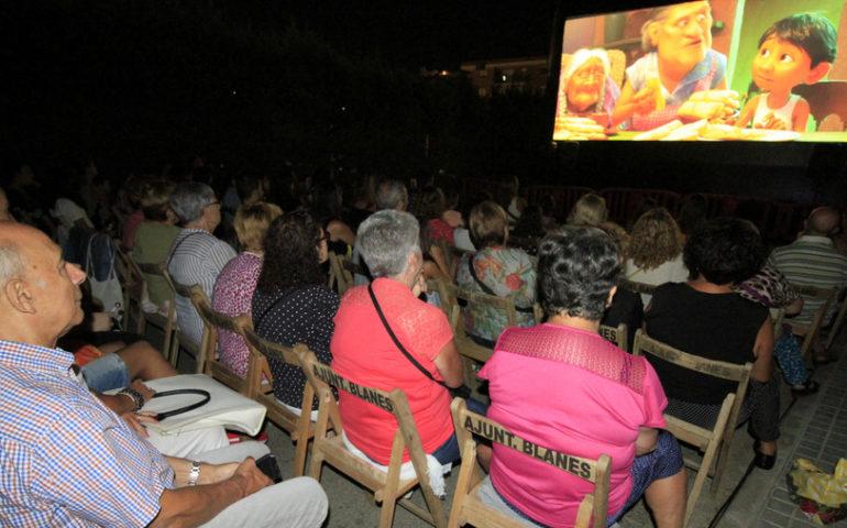"""""""Cinema als Barris"""" de Blanes. Foto: Aj. Blanes"""