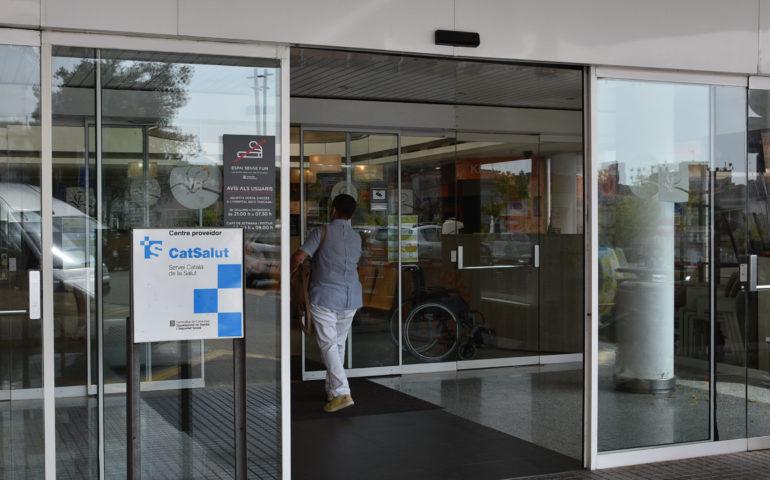 Suspenen les visites als hospitals de Calella i Blanes
