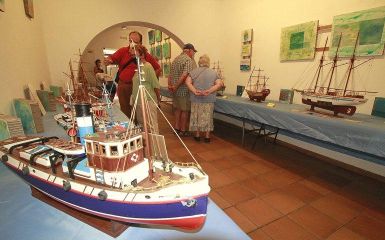 Exposició Maquetisme Naval Blanes