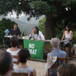 L'espectacle 'Xilema' de Perejaume exigeix la derogació del ramal de la MAT a la Selva