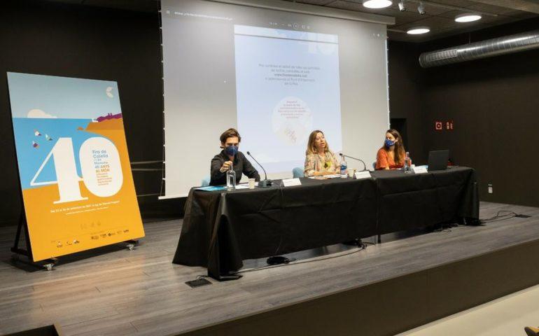 Presentació Fira de Calella i l'Alt Maresme