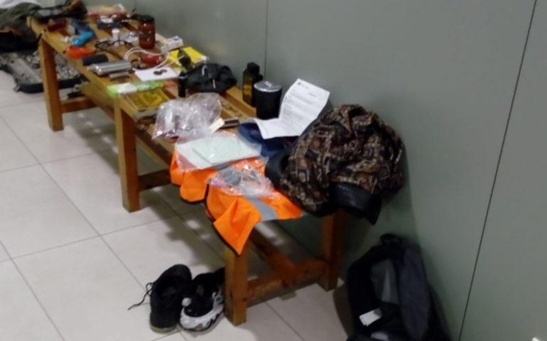 Objectes robats a vehicles a Lloret de Mar