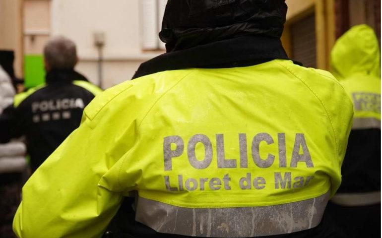 Policia Local de Lloret de Mar