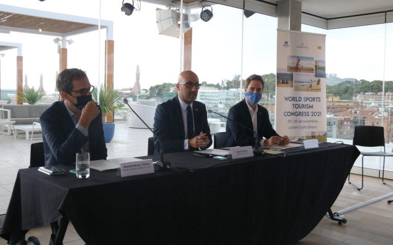 Presentació a Lloret del Congrés de Turisme Esportiu