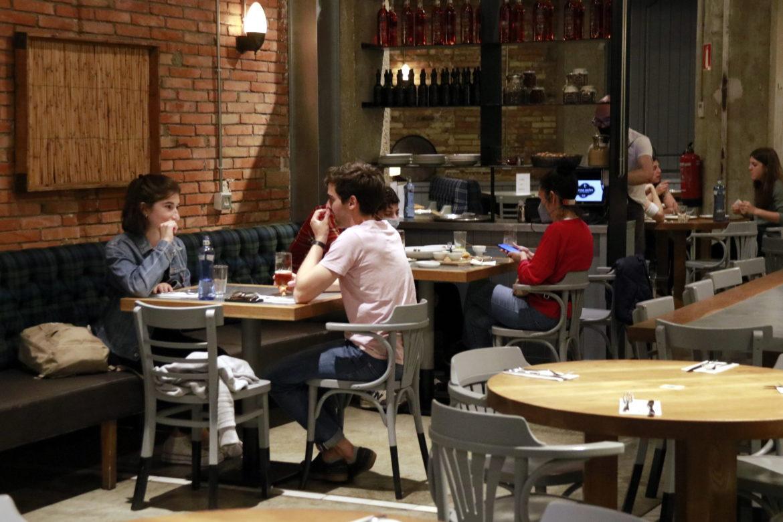 Un restaurant de Lleida